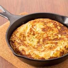 Hot dish cuisine