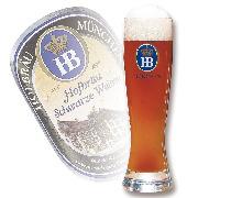 Hofbrau Schwarze Weissbier