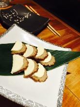 Iburi Gakko(smoked and pickled)