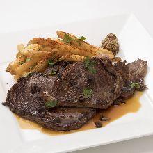 Spencer roll steak