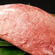 Wagyu beef shintama (knuckle -part of the round)