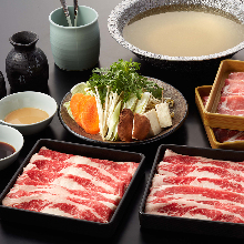 5,500 JPY Course