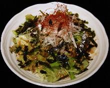 若竹特製サラダ