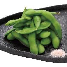 枝豆~ヒマラヤ産の紅岩塩~