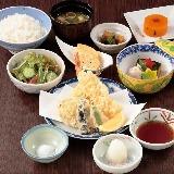 彩遊膳(天ぷら膳)