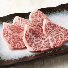 Wagyu beef ribeye roll