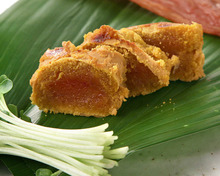 Dried mullet roe