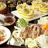 Shimbashi special 8 dish course