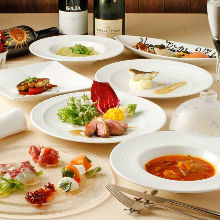 9,680 JPY Course (8 Items)
