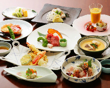 5,800 JPY Course (9 Items)