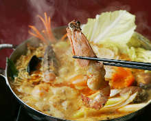 Curry hotpot