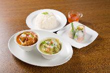 Curry set