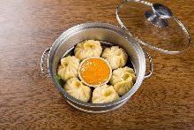Momo (Tibetan dumplings)