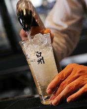 Hakushu Morikaoru Highball