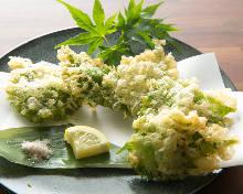 Hasamiage(deep fried)