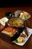 Dining course> Manpuku! Ko-edo Eel meal tray!