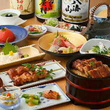 6,500 JPY Course (8 Items)