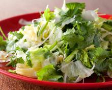 Coriander salad