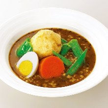 Soup curry