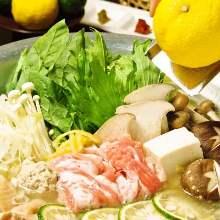 愛善酵素農法 生姜鍋