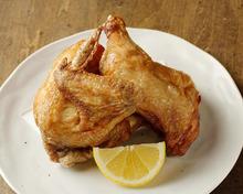 Locally raised chicken