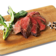 Stone-oven grilled beef