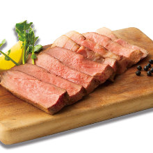 Stone-oven grilled pork