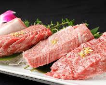 【極】ハラミステーキ 2種(和牛ハラミ)