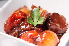 Red wine stew