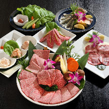 8,000 JPY Course (6  Items)