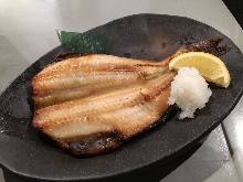 Lightly-dried Atka mackerel
