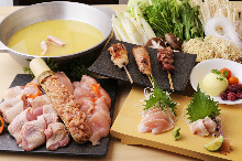 4,380 JPY Course (6  Items)