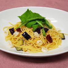 Seasonal pasta