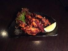 Yangnyeom chicken