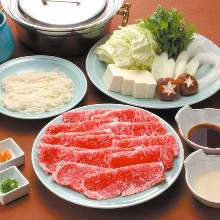7,200 JPY Course (5 Items)
