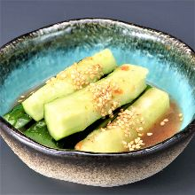 Seasoned bean sprouts