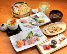 Fish cuisine