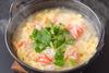 Crab in Rice Porridge