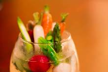 Lightly-pickled vegetables