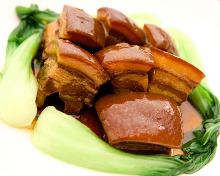 豚ばら肉の角煮