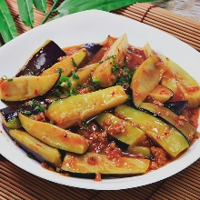 Mapo eggplant