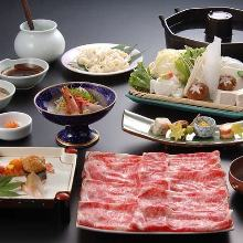 8,640 JPY Course (6 Items)