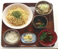 Simmered offal meal set