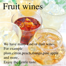 Fruit wines