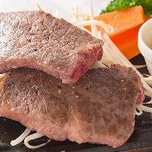 Wagyu beef ichibo steak