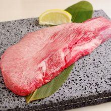 Wagyu beef tongue