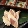 Grilled chicken breast with 3 herbs (great with fresh wasabi)