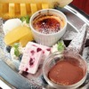 Assortment of 3 chef's choice dessert selections