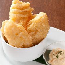 Whitefish tempura