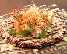 Other okonomiyaki / flour-based dishes